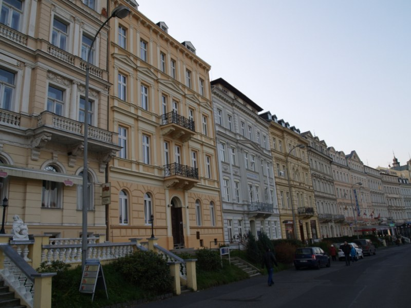 Karlovy Vary appartments